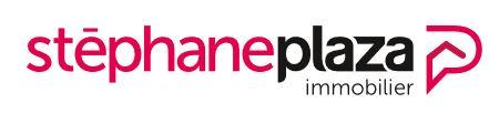 logo stephane plazza agence immobilière plaisance du touch